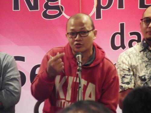 Aktivis Emerson Yuntho uraikan soal 7 keajaiban koruptor di Indonesia