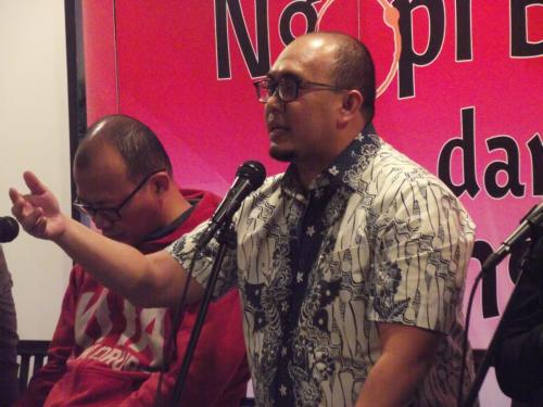 Politisi Gerindra, Andre Rosiade janjikan selesaikan Kasus Novel Baswedan jika Prabowo terpilih jadi presiden